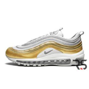 Кроссовки Nike Air Max 97 SE «Vast Grey/Metallic Gold»