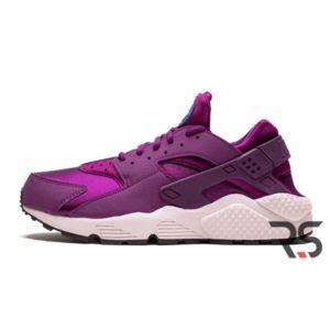 Женские кроссовки Nike Air Huarache Run «Mulberry»