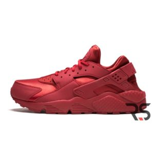 Женские кроссовки Nike Air Huarache Run «Gym Red/Gym Red»