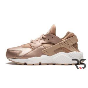 Женские кроссовки Nike Air Huarache Run SE «Bronze»