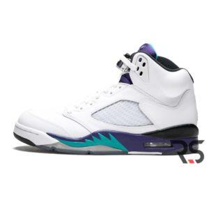 Кроссовки Air Jordan 5 Retro «Grape»