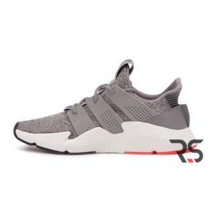 Кроссовки Adidas Prophere «Grey/Solar Red»