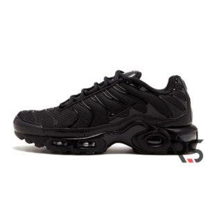 Кроссовки Nike Air Max TN Plus «Black»