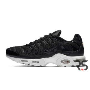 Кроссовки Nike Air Max Tn Plus «Black White»