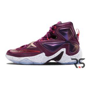 Кроссовки Nike Lebron 13 «Mulberry»